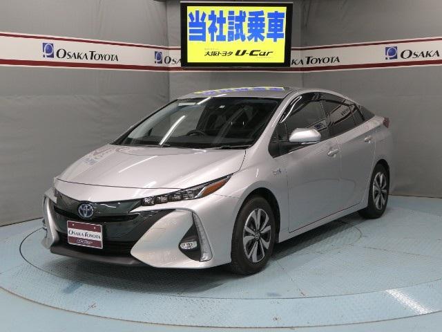 トヨタ Sナビパッケージ 元試乗車 TSS-P 2年保証 SDナビ