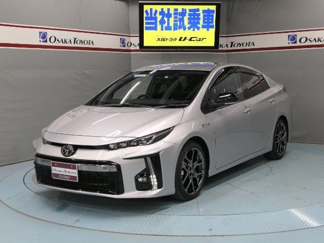 トヨタ Sナビパッケージ・GRスポーツ 試乗車 2年保証 ローダウン