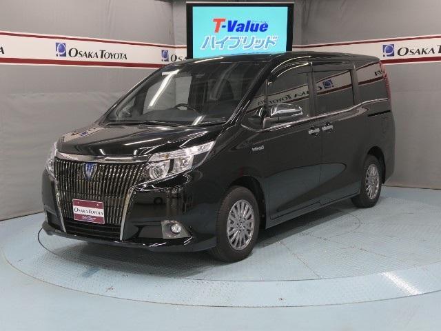 トヨタ ハイブリッドGi ブラックテーラード TSS-C