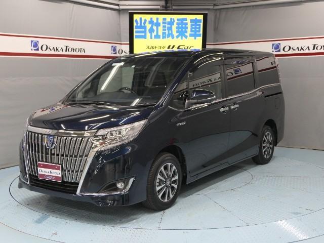 トヨタ ハイブリッドGi プレミアムパッケージ 元試乗車 2年保証
