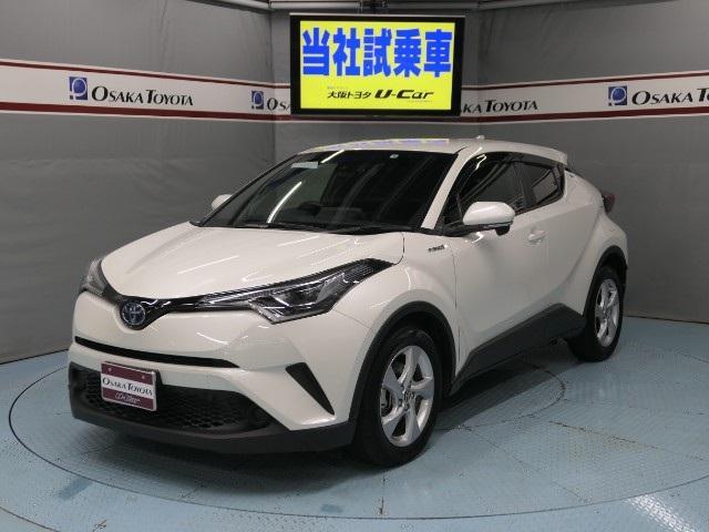 トヨタ S 元試乗車 TSS レーダークルーズ