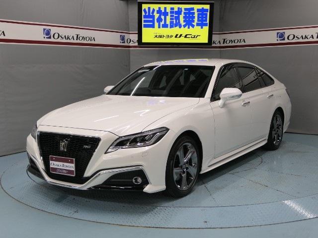 トヨタ RS 元試乗車 TSS Tコネクト ドラレコ 2年保証