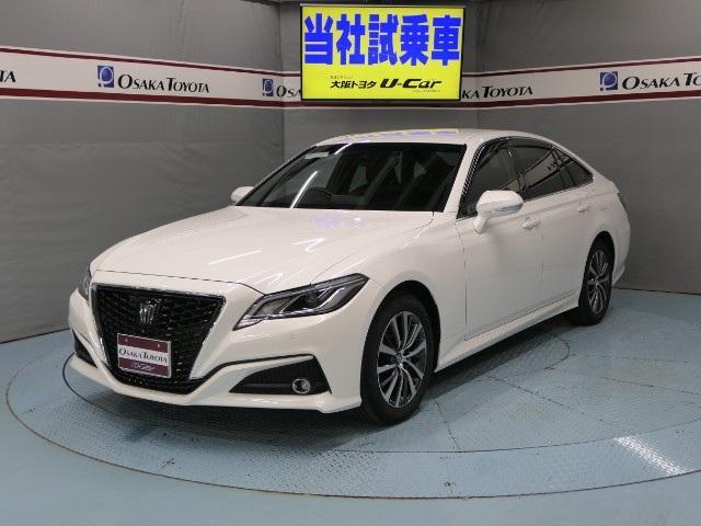トヨタ S Cパッケージ 元試乗車 TSS ICS ETC2.0