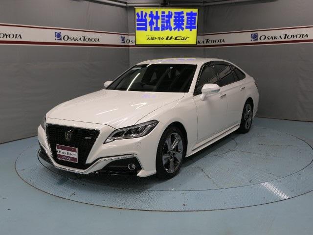 トヨタ RS 元試乗車 TSS ICS ETC2.0