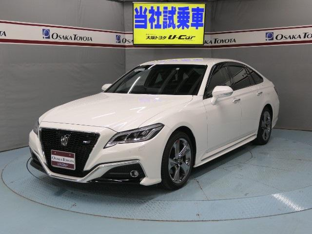 トヨタ RS TSS ICS ETC2.0