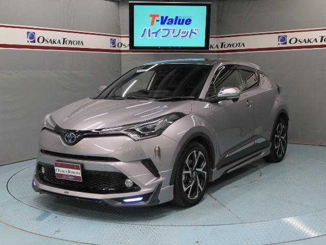 トヨタ G LEDエディション TSS-P  モデリスタエアロ