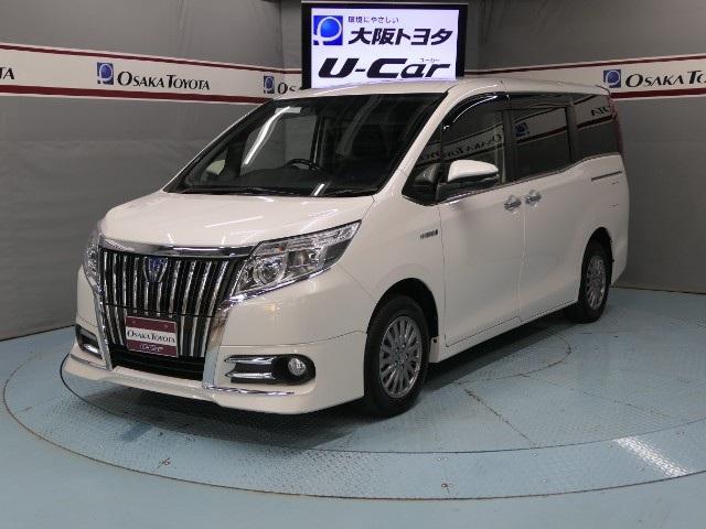 トヨタ ハイブリッドGi 7人乗り SDナビ LED 期間セール