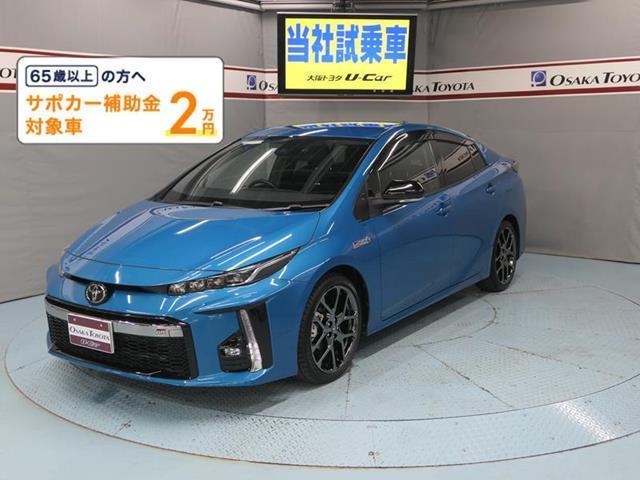 トヨタ Sナビパッケージ・GRスポーツ 元試乗車 TSS-P
