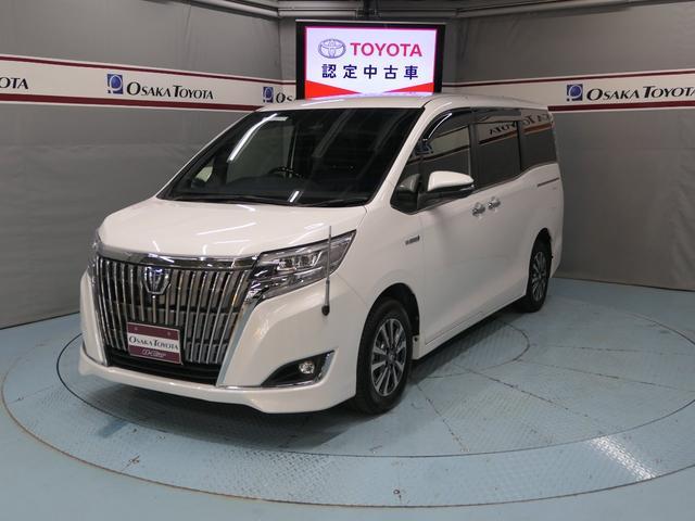 トヨタ ハイブリッドGi TSS-C 後席モニター バックモニター
