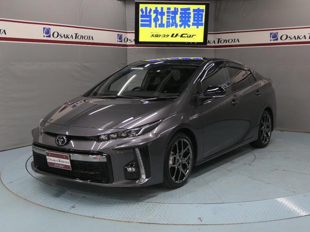 S GRスポーツ TSS-P 元試乗車 ドラレコ Tコネクト