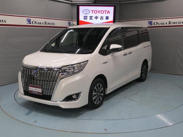 トヨタ ハイブリッドGi プレミアムパッケージ TSS-C ドラレコ