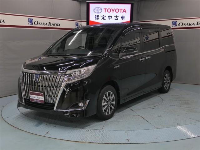 トヨタ ハイブリッドGi 7人乗り 衝突被害軽減 ドラレコ
