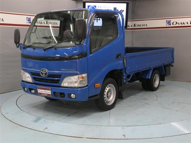 トヨタ トヨエース ベースグレード 最大積載量1500Kg