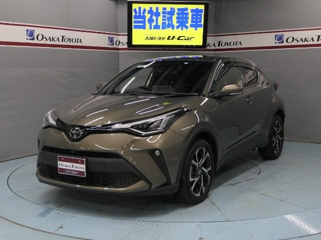 トヨタ G-T 元試乗車 衝突被害軽減 Tコネクトナビ LED