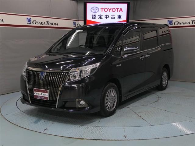トヨタ ハイブリッドGi ブラックテーラード 衝突被害軽減