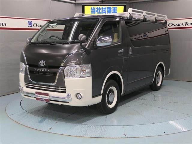 トヨタ リラクベース タイプ2 ディーゼル 4WD 大阪在住限定販売 電源コンセント 寒冷地仕様 ドラレコ 両側電動スライドドア バックモニター ETC連動 ドラレコ LED ベッドキット