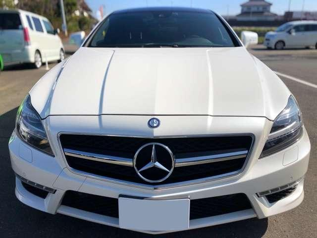 CLS63 AMG パフォーマンスパッケージ カールソンAW(2枚目)