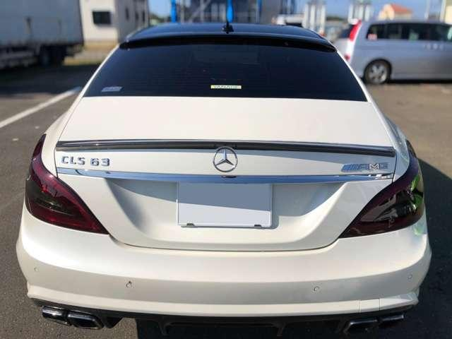 CLS63 AMG パフォーマンスパッケージ カールソンAW(3枚目)