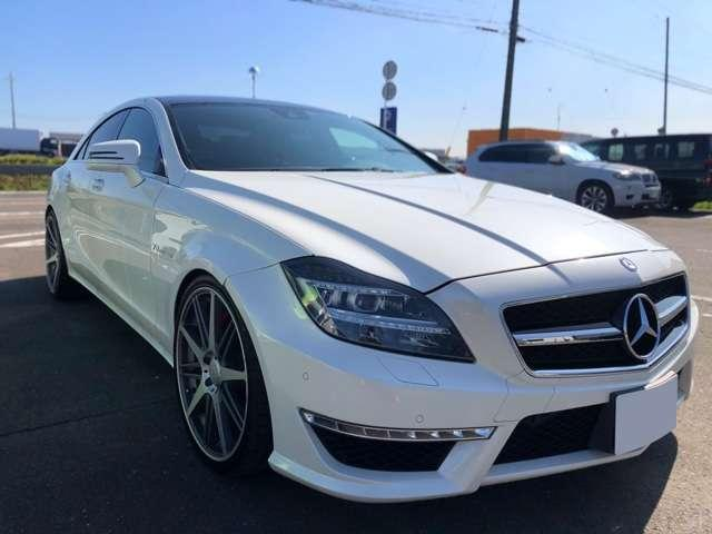 CLS63 AMG パフォーマンスパッケージ カールソンAW(4枚目)