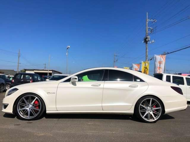 CLS63 AMG パフォーマンスパッケージ カールソンAW(5枚目)