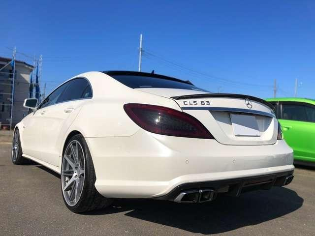 CLS63 AMG パフォーマンスパッケージ カールソンAW(6枚目)