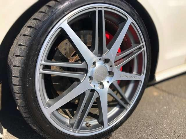 CLS63 AMG パフォーマンスパッケージ カールソンAW(8枚目)