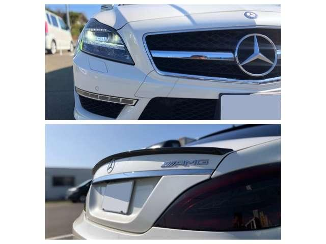 CLS63 AMG パフォーマンスパッケージ カールソンAW(17枚目)