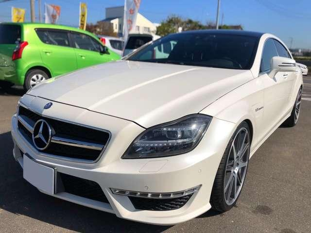CLS63 AMG パフォーマンスパッケージ カールソンAW(20枚目)
