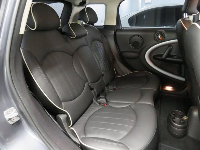 クーパーSD クロスオーバー パークレーン PARKLANE ブラックレザー フロントシートヒーター 純正ナビ 地デジチューナー Bluetooth ETC CD(12枚目)