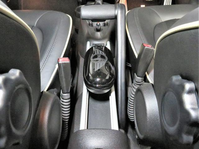 クーパーSD クロスオーバー パークレーン PARKLANE ブラックレザー フロントシートヒーター 純正ナビ 地デジチューナー Bluetooth ETC CD(19枚目)