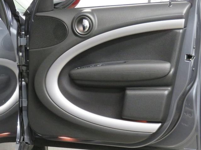 クーパーSD クロスオーバー パークレーン PARKLANE ブラックレザー フロントシートヒーター 純正ナビ 地デジチューナー Bluetooth ETC CD(31枚目)