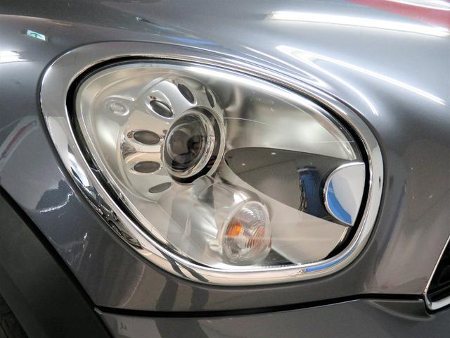 クーパーSD クロスオーバー パークレーン PARKLANE ブラックレザー フロントシートヒーター 純正ナビ 地デジチューナー Bluetooth ETC CD(41枚目)