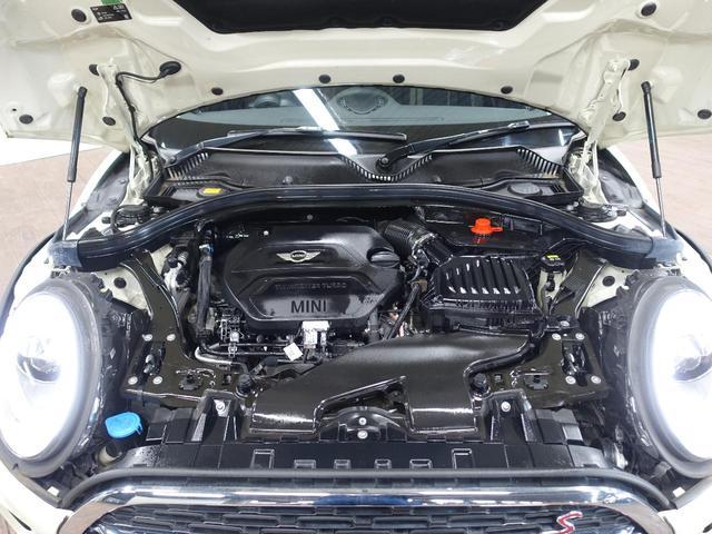 クーパーSD クラブマン ペッパーパッケージ 衝突軽減ブレーキ ACC LEDヘッドライト 純正HDDナビ 純正17インチアルミホイール LEDフォグランプ バックカメラ BLUETOOTH ミラーETC ドライブモード(14枚目)
