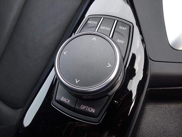 たったひとつのコントローラーでさまざまな機能を操作できる「iDrive コントローラー」!