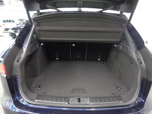 荷室の容量は、標準の状態で508リッター!