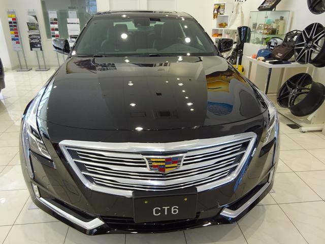 キャデラック キャデラック CT6 プラチナム 2018モデル