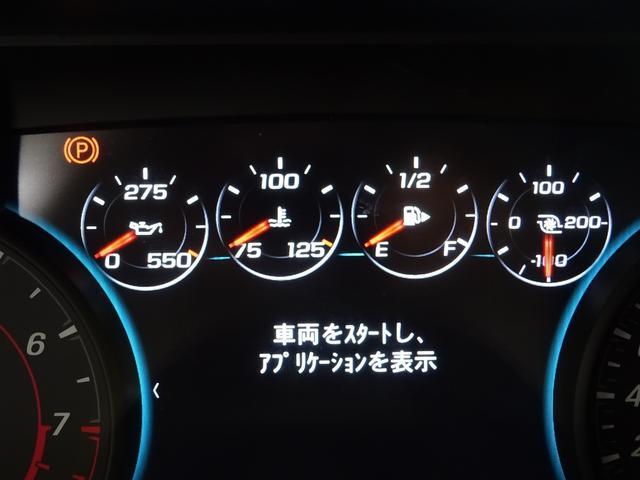 シボレー シボレー カマロ LT RS 2018モデル新車未登録 プレオーダー車両