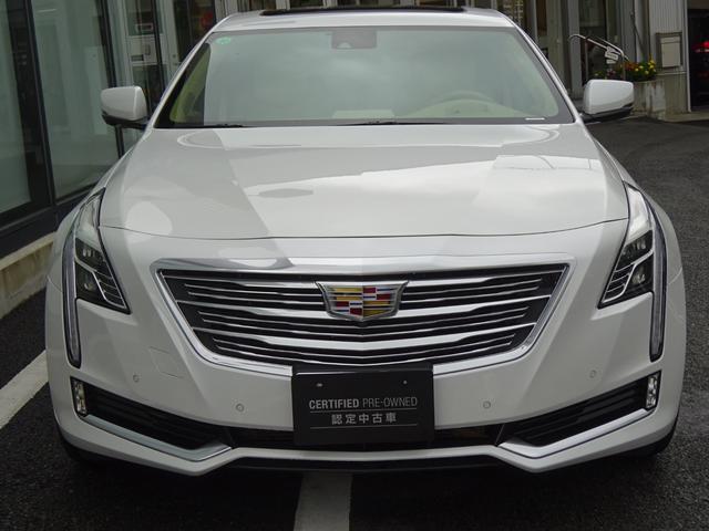 「キャデラック」「キャデラック CT6」「セダン」「東京都」の中古車24