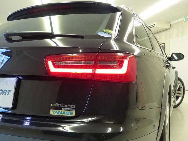 アウディ アウディ A6オールロードクワトロ 禁煙 黒革 LEDヘッドライト Dセレクト BOSEスピーカ