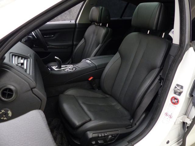 BMW BMW 640i GC 黒革 パノラマ LEDライト 純正ナビ TV