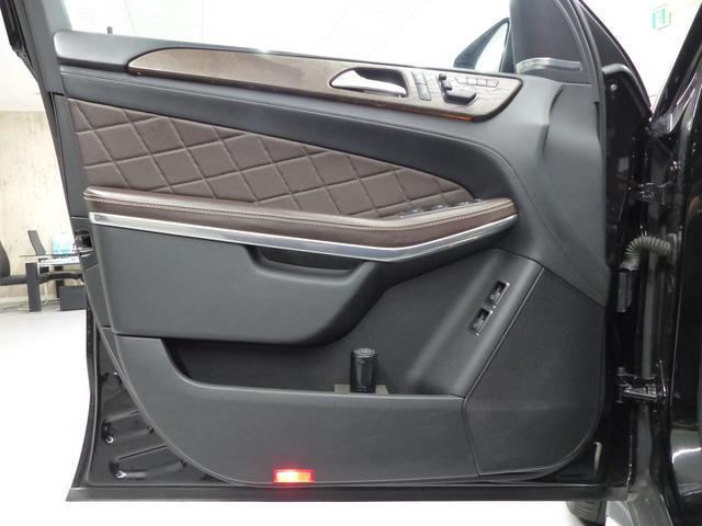 GL550 4マチック AMG EXCーPKG オーディオV オンオフロードPKG レーダーセーフティ パノラマSR デジーノ茶革 ナビ 地デジ 全周カメラ パークトロニック ベンチレーター リアエンタ ハーマンカードン ディストロ 7人乗 キセノン 21AW(30枚目)