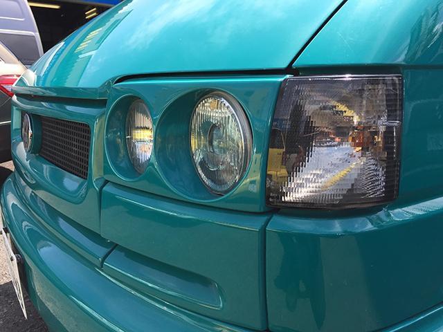 フォルクスワーゲン VW ユーロバン MV