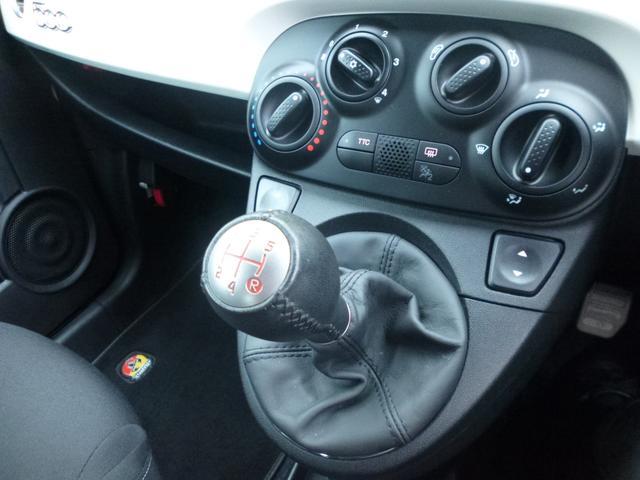 アバルト アバルト アバルト500 ベースグレード 純正16インチアルミ ワンオーナー
