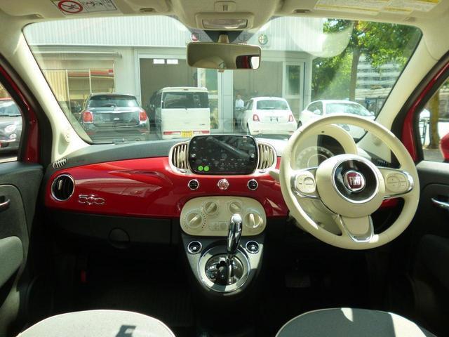 「フィアット」「500(チンクエチェント)」「コンパクトカー」「神奈川県」の中古車3