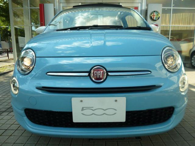「フィアット」「500(チンクエチェント)」「コンパクトカー」「神奈川県」の中古車4