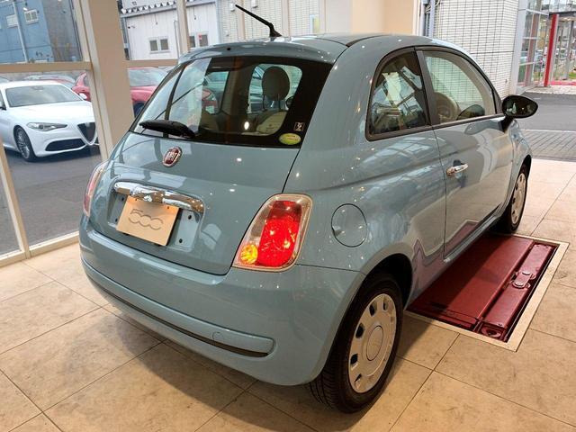 「フィアット」「フィアット 500」「コンパクトカー」「神奈川県」の中古車7
