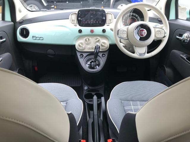 「フィアット」「フィアット 500」「コンパクトカー」「神奈川県」の中古車8