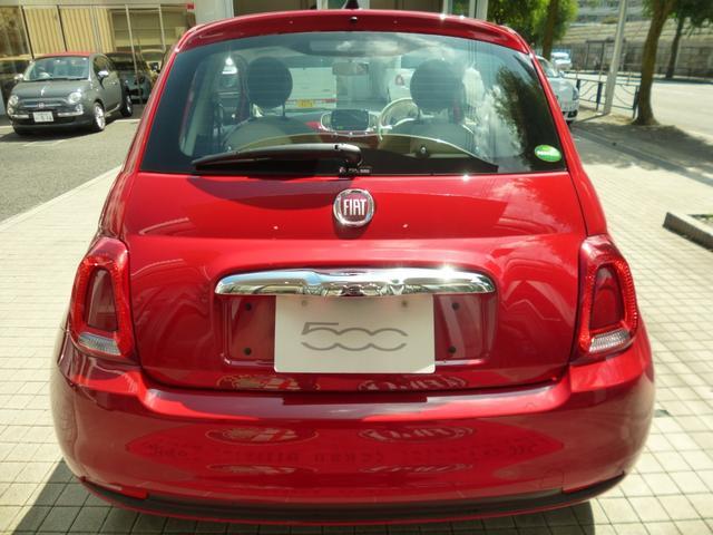 「フィアット」「フィアット 500」「コンパクトカー」「神奈川県」の中古車16