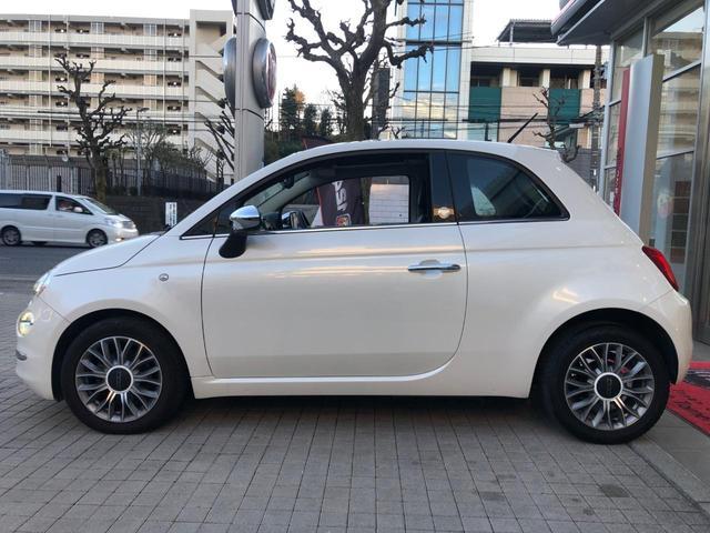 「フィアット」「フィアット 500」「コンパクトカー」「神奈川県」の中古車5