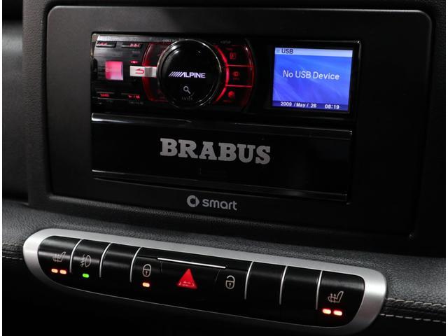 BRABUSエクスクルーシブ 革 18年タイヤ オールLED(15枚目)